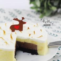 奇幻冰火芝士蛋糕