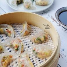 鸡蛋水晶饺