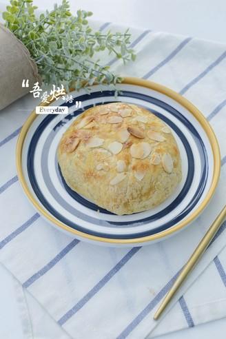芝士红薯饼(手抓饼版)的做法