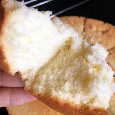 小白基础版酸奶戚风蛋糕