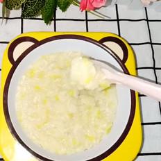 鸡肉小米粥