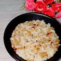 山药红枣粥
