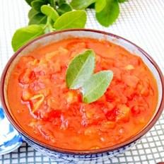 家常西红柿酱的快速做法