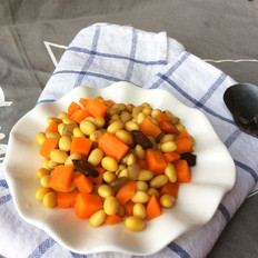 五香黄豆的做法