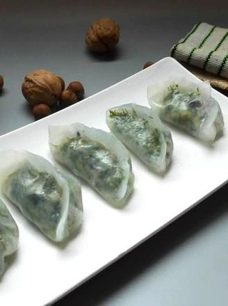 素水晶饺的做法