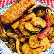 中式炸小食