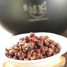 陈皮蜜红豆
