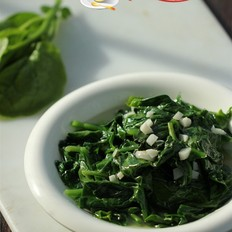 蒜蓉炒木耳菜