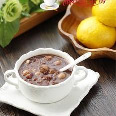 红豆薏米莲子羹