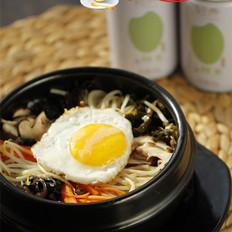 韩式拌米饭