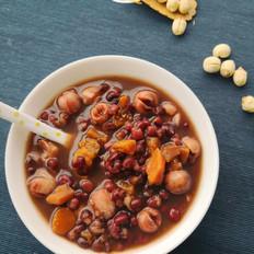 红薯莲子红豆汤的做法大全