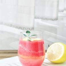 柠檬番茄苹果汁