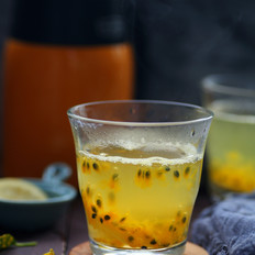 百香果柠檬茶