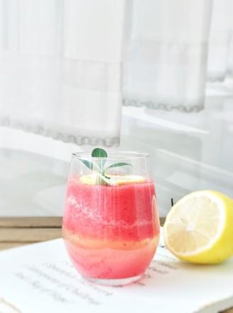 柠檬番茄苹果汁的做法