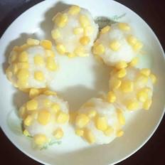 糯米土豆球的做法