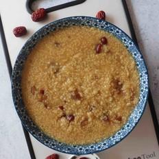 藜麦红枣小米粥