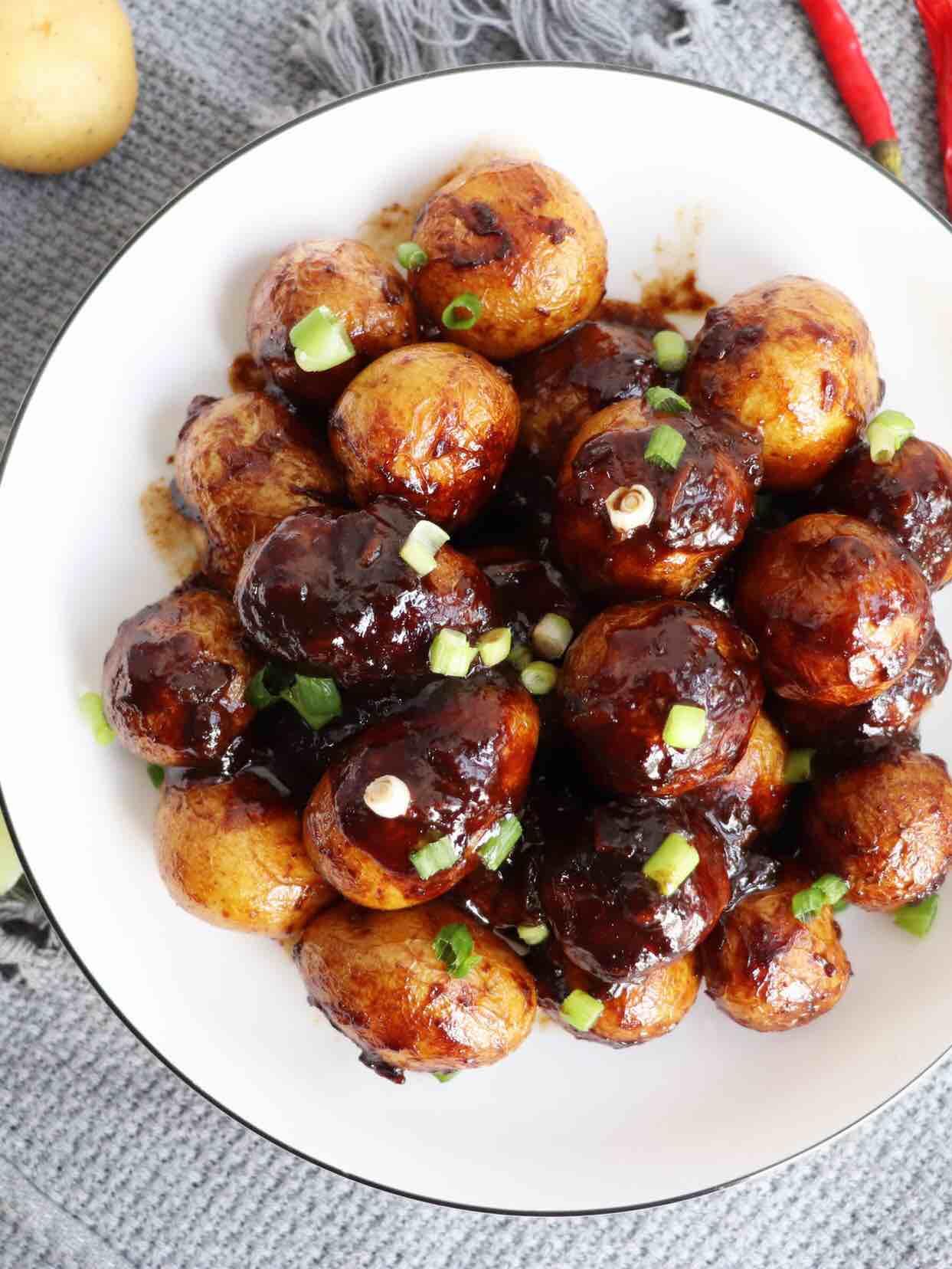 酱焖小土豆