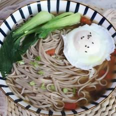 简单好吃又好做的清汤荞麦面