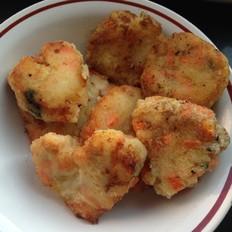 香煎土豆泥饼
