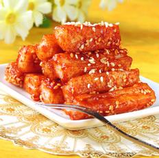 韩式煎年糕