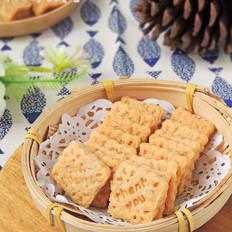 炼乳米粉小饼干