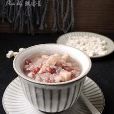 红豆薏仁茯苓粥