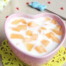 玉瓜大果粒酸奶