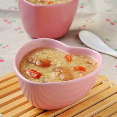 桂圆小米粥