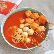 酸汤串串香