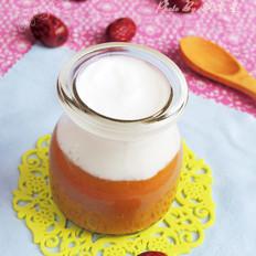 红枣酸奶的做法大全