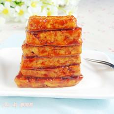 韩式铁板豆腐