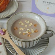 藜麦紫薯豆浆
