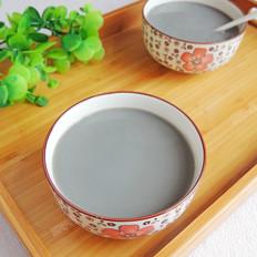 黑芝麻藜麦豆浆