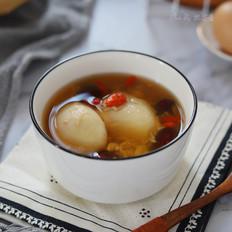红糖酒酿荷包蛋