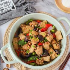 蚝油豆腐鸡翅煲