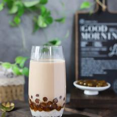 燕麦珍珠奶茶