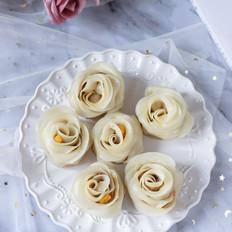 饺子吃出新花样,高颜值超美味——玫瑰蒸饺