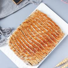 生煎荞麦辣酱花卷的做法