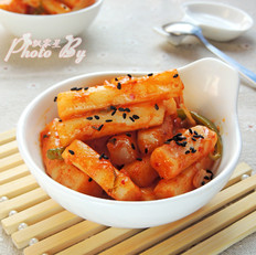 韩式泡菜炒年糕