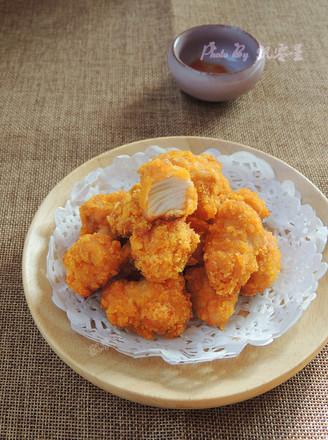 烤箱版鸡米花的做法