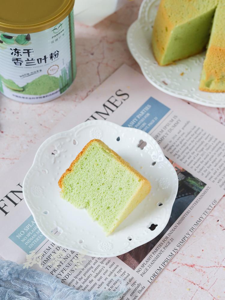 斑斓戚风蛋糕的做法