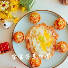 创意番茄炖蛋