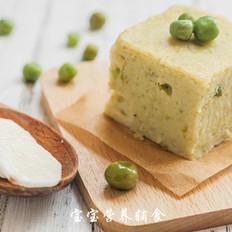 豌豆山药豆腐糕