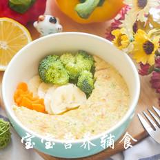 宝宝的米粥吃腻了吧?换种做法也许宝宝更爱吃的做法
