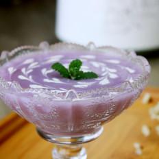 紫薯山药米糊