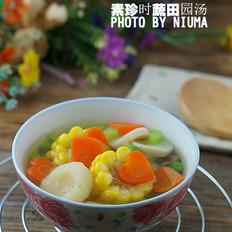 素珍时蔬玉米汤
