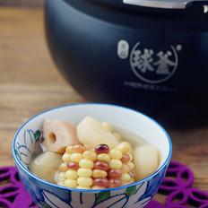 马蹄时蔬汤