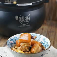 金针菜炖五花肉