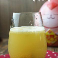 百香果梨汁