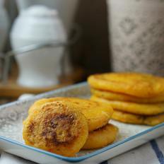 红糖南瓜饼的做法
